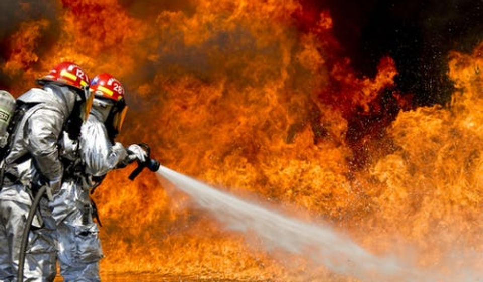 firefighters-fire-flames-outside